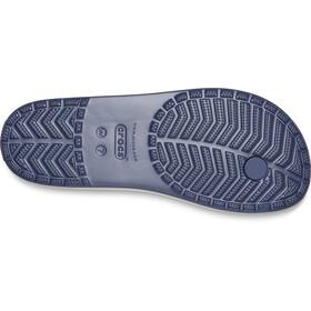 Crocs Crocband Sandalias de Piel Mujer, navy